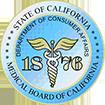 Medical Board of California Logo